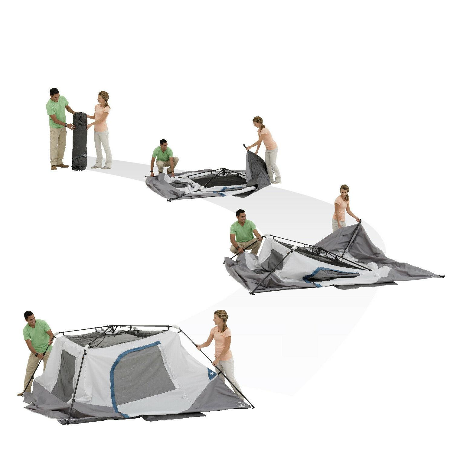 Ozark 6-Person Cabin With LED
