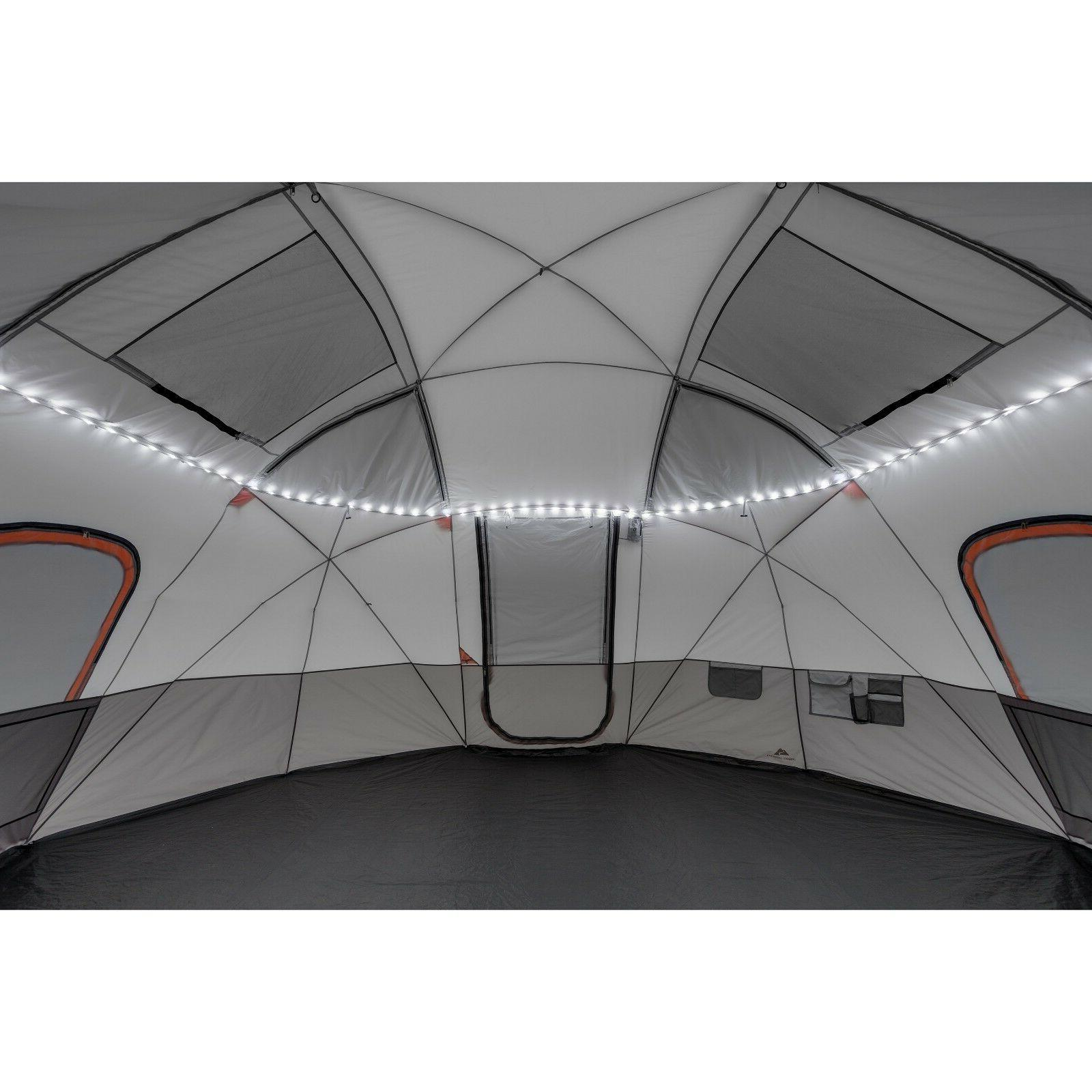 Base Camp Tent with Light Grey