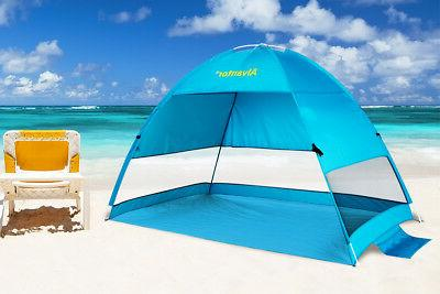 pop tent automaticuv protect portable