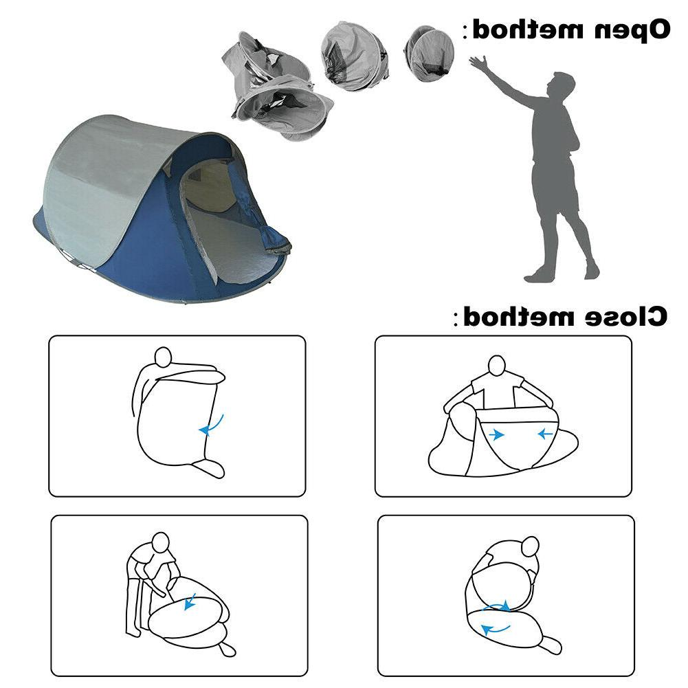 Pop Tent Automatic Tents for