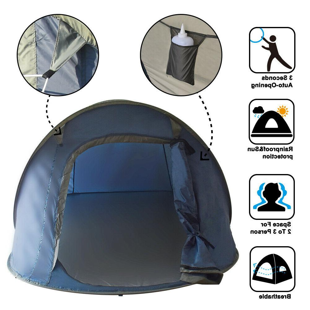Pop Automatic Camping for Hiking &