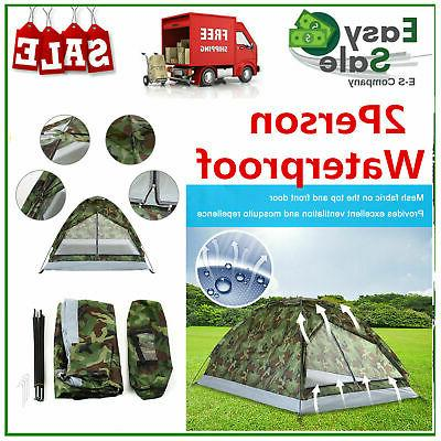 Portable Camouflage Lightweight Double 2 F7C1