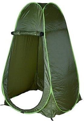 portable green outdoor pop up tent camping