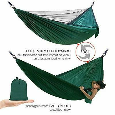 Portable With Net Double Outdoor Camping