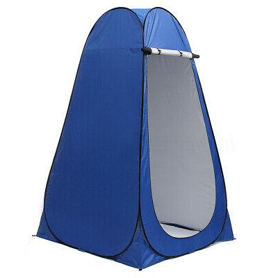 Portable Outdoor Pop-up Shower Tent Privacy Changing