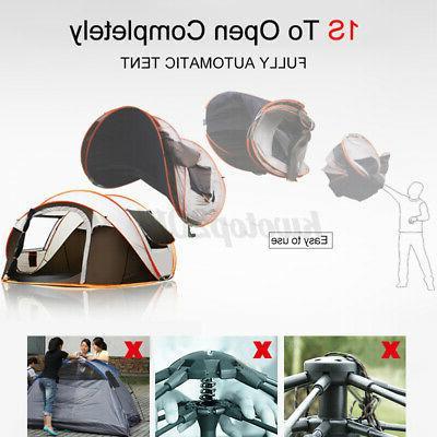 Quick-open Tent Outdoor Field Easy