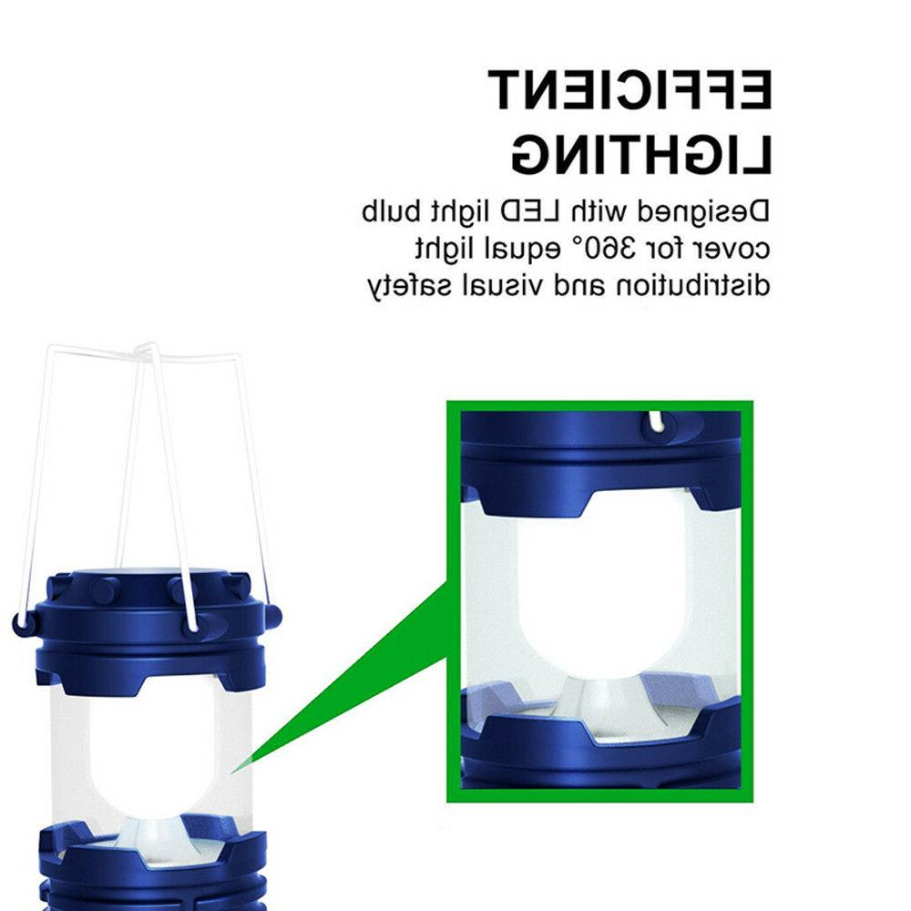 Rechargeable Tent Light Lantern