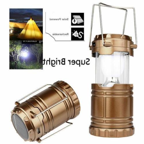 Rechargeable Camping Tent Lantern