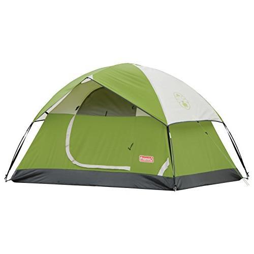 Coleman Tent, Green