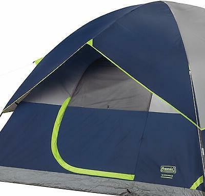Camping Navy With