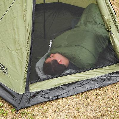 Intense Teepee Camping