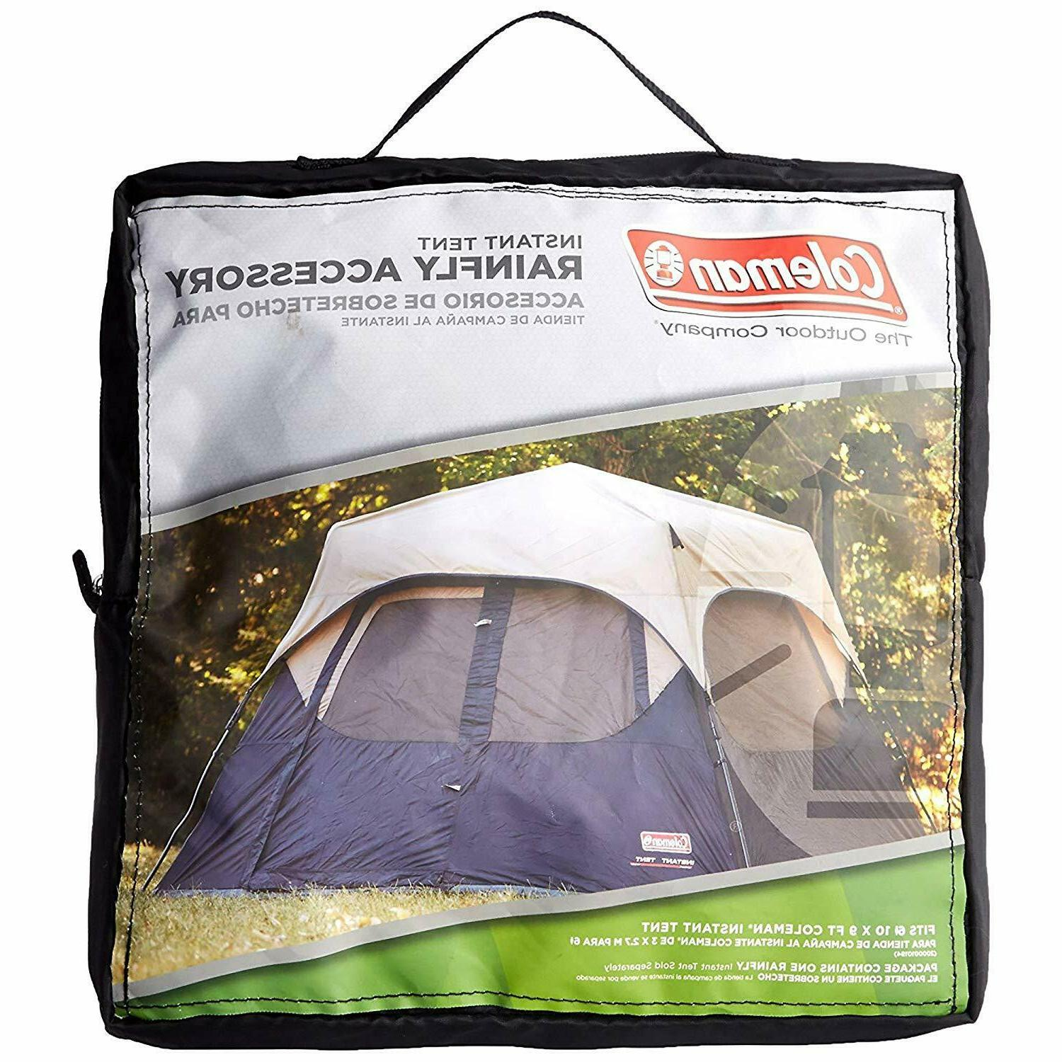 Tent Accessory Outdoor for Coleman 6-Person Instant Tent 10'X9'