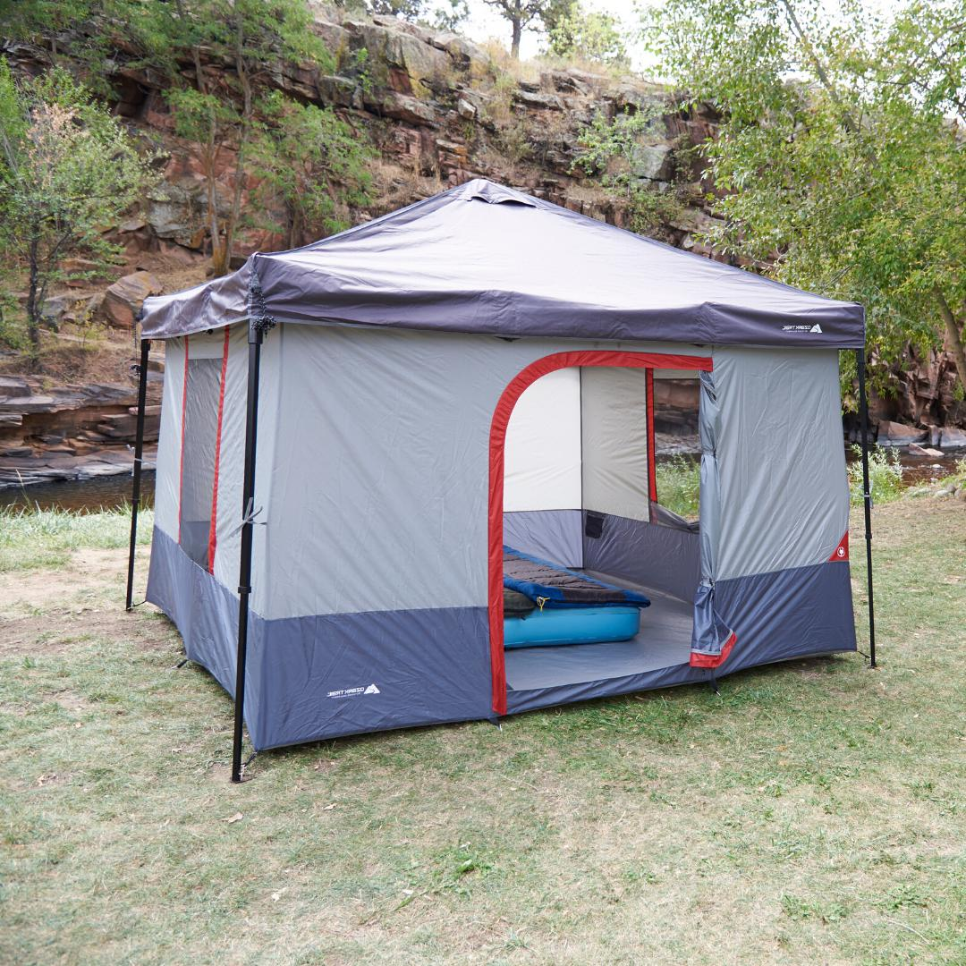 TENT CAMPING WATERPROOF 6-Person Instant Outdoor Hiking Family