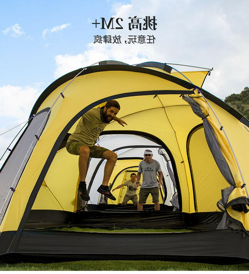 Naturehike Tent Team Large In 1 8-10 People