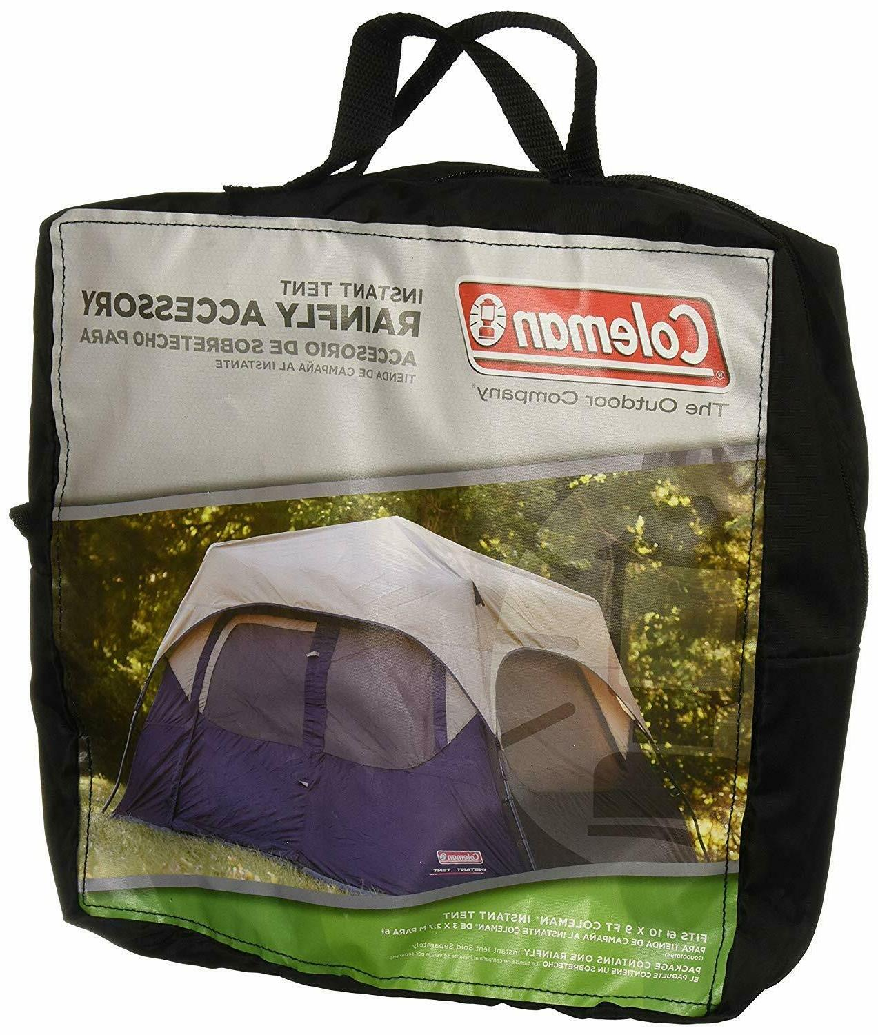 tent rainfly accessory camping outdoor for 6