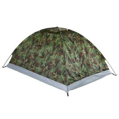 2-3 Outdoor Camping Waterproof Tent