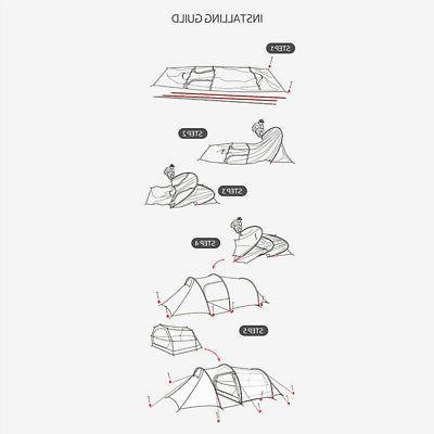 Tent Hiking 2