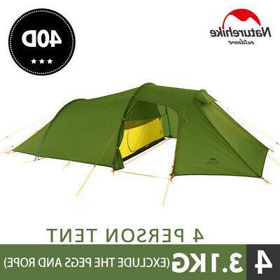 Naturehike Ultralight Camping Tent Waterproof 2 4
