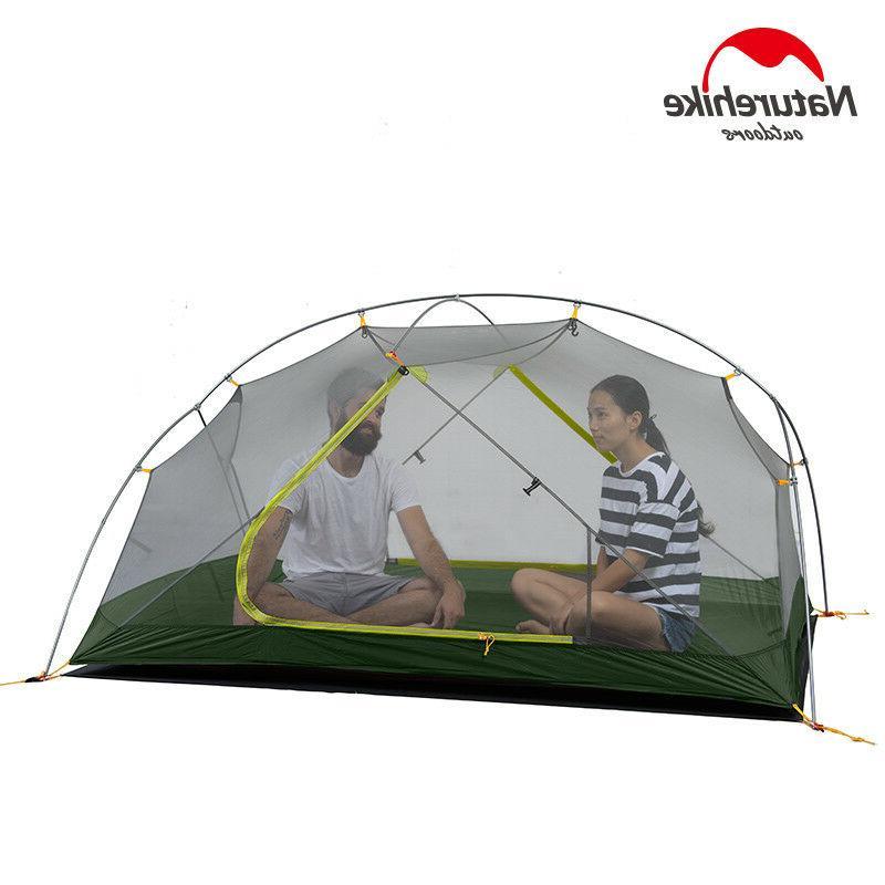 Naturehike Ultralight 2 Double Dome 3 Season