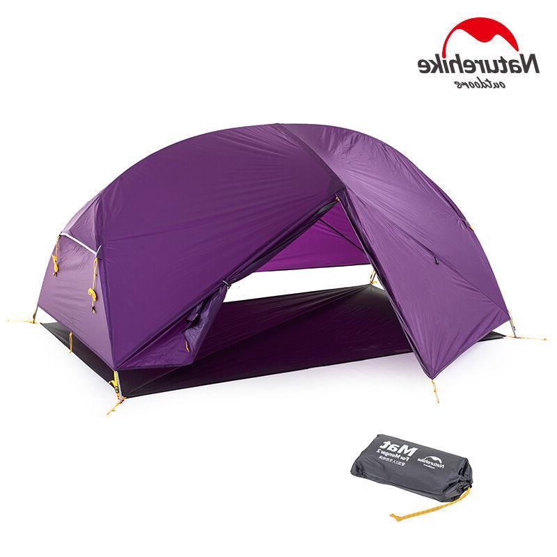 Naturehike Tent 2 Layers Dome 3 Season