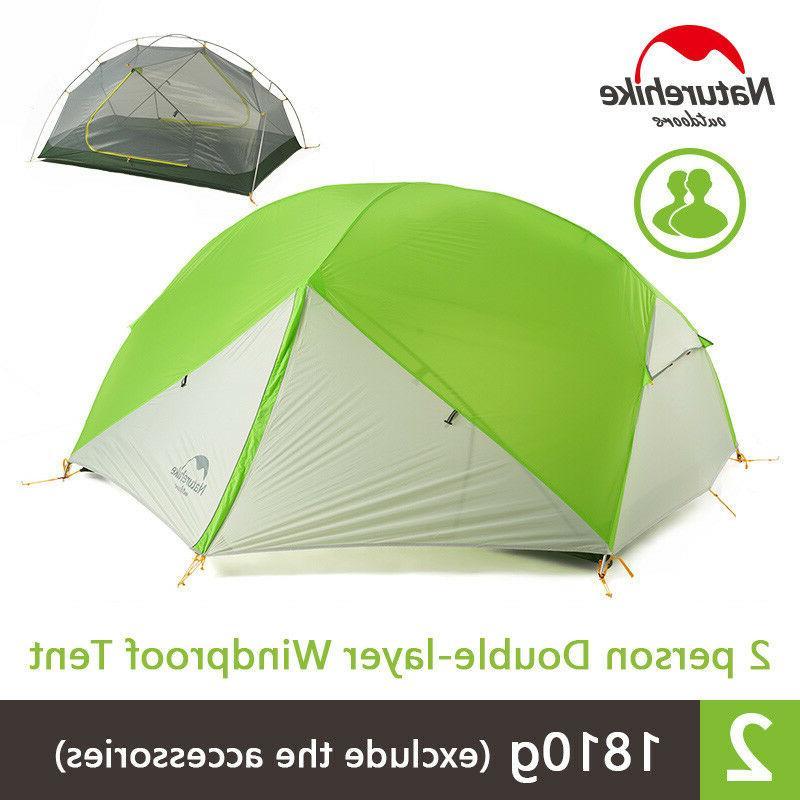 Naturehike 2 Double Dome Tent Season