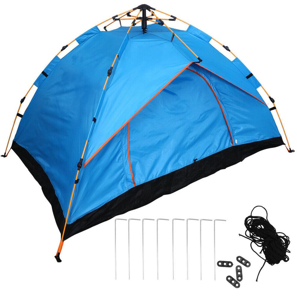 US 3-4 Pop-Up Backpacking Tents
