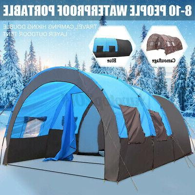 US 8-10 Big Camping Outdoor Traveling