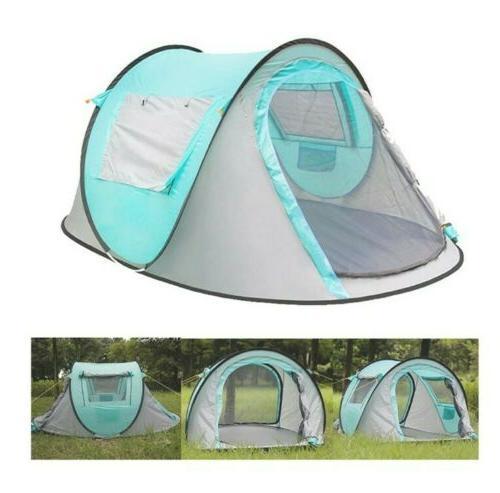Tent Pop Quick Hiking