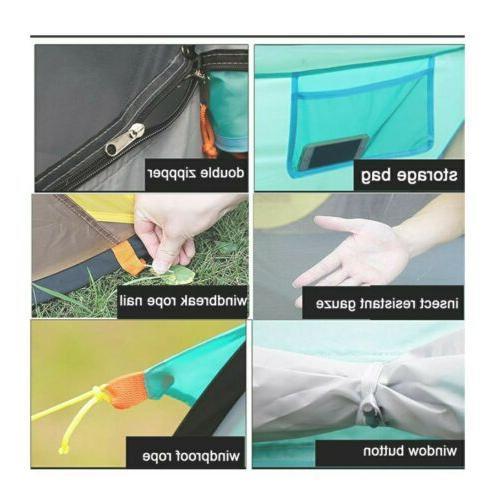 Waterproof Tent Pop Up Quick Shelter