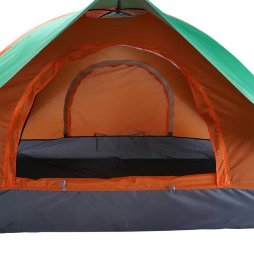 Waterproof 2 Person Tent Automatic Folding Shelter Hiking