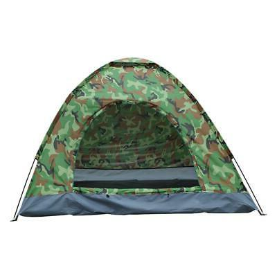 Outdoor 3-4 Persons Camping Tent Automatic Folding Quick She