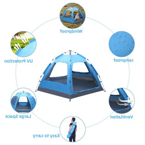 3-4 Person Waterproof Canopy