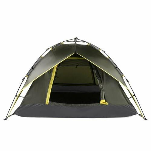 Waterproof Tent Automatic Folding Shelter