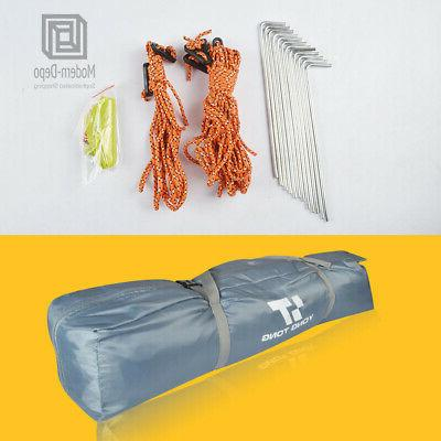 Waterproof 5-6 Instant Tent Camping Hiking Tent