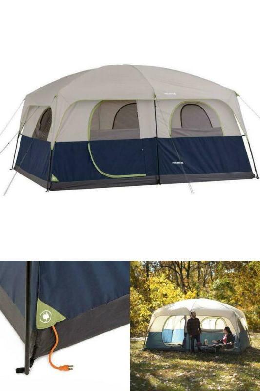 Waterproof Family Tent 10 Outdoor X