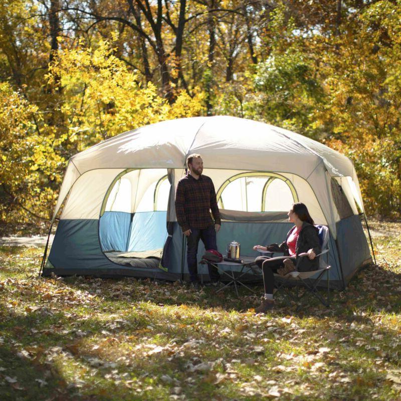 Waterproof Cabin Tent 10 Outdoor X
