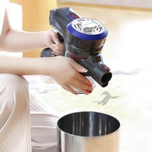 Dibea Cordless Stick Cleaner Floor Collector 9000Pa