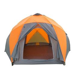 Large 10 Person Camping Tent For Family Holiday For Guests D