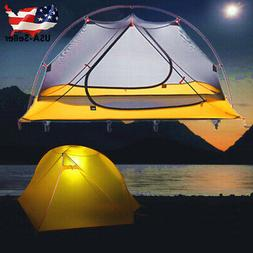Large Outdoor Camping Tent Multi-functional Off - Ground Ten