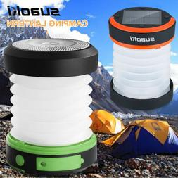 Suaoki Led Camping Solar Lantern Lights USB Rechargeable For