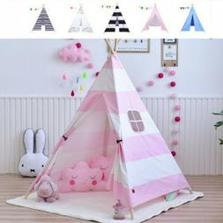Light Weight Waterproof Indian Tipi Tent Camping Teepee Tent