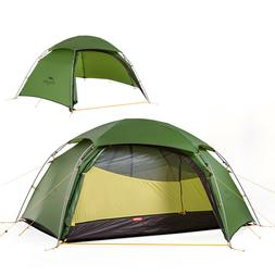 Lightweight Camping Tent for 2 Person 4 Season Tent Double l