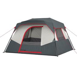 Member's Mark 6-Person Instant Cabin Tent with ventilation s