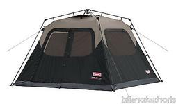 NEW  Coleman 6-Person Instant Tent Camping Outdoor Family Sl