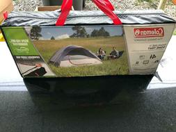 NEW Coleman Highline II 4-Person WeatherTec Dome Tent Campin
