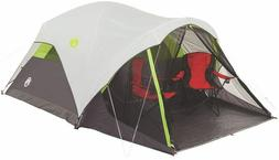 Nice Tent Camping Coleman 6 Person Fast Durable Screened Por