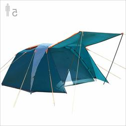 NTK Omaha GT 5 Person 9x9 Foot Outdoor Dome Family Camping T