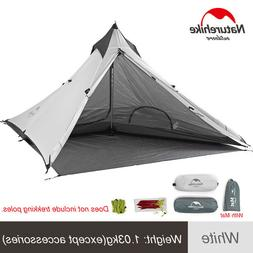 Naturehike Outdoor Ultralight Tent Waterproof 20D Silicone C