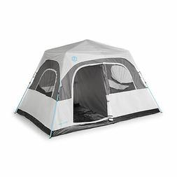 Tahoe Gear Padrio 13 x 9 Foot 8 Person Quick Set Tent with 2
