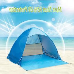 Portable Automatic Pop Up Beach Canopy Sun UV Shade Shelter